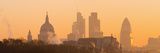UK, England, London, City of London Skyline at Sunrise Photographic Print by Alan Copson