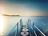 Italy, Puglia, Lecce District, Salentine Peninsula, Salento, Santa Maria Di Leuca Fotografisk tryk af Francesco Iacobelli