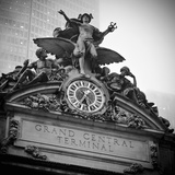 USA, New York City, Manhattan, Midtown, Grand Central Station Impresso fotogrfica por Alan Copson