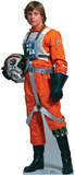 Luke Skywalker Rebel Pilot Cardboard Cutouts