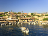Lebanon, Byblos, Harbour Photographic Print by Michele Falzone