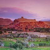 Ait Benhaddou, Atlas Mountains, Morocco Photographic Print by Doug Pearson