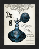 French Perfume 6 Print by Gwendolyn Babbit