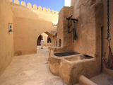 Oman, Nizwa, Fort Photographic Print by Michele Falzone