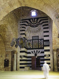Lebanon, Tripoli, Taynal Mosque, a Former Christian Church Fotografie-Druck von Michele Falzone