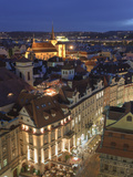 Czech Republic, Prague, Stare Mesto (Old Town), Old Town Square Photographic Print by Michele Falzone