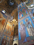 Russia, St Petersburg, Church of the Spilled Blood Photographie par Jane Sweeney