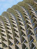 Esplanade - Theatres on the Bay, Marina Bay, Singapore Photographic Print by Ian Trower