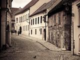 Slovakia, Bratislava, Old Town Photographie par Michele Falzone