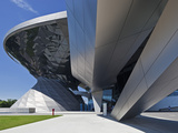 Main Entrance to BMW Welt (BMW World) , Multi-Functional Customer Experience and Exhibition Facilit Photographic Print by Cahir Davitt