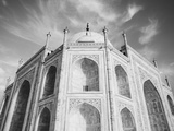 Taj Mahal, Agra, Uttar Pradesh, India Photographic Print by Ian Trower