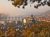 Europe, Czech Republic, Central Bohemia Region, Prague Photographic Print by Francesco Iacobelli