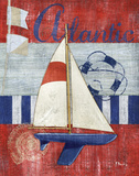 Maritime Boat I Prints by Paul Brent