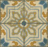Old World Tiles III Prints by Chariklia Zarris