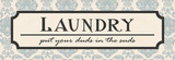Laundry Suds Poster by N. Harbick