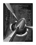 Vintage Plane I Giclee Print by Ethan Harper