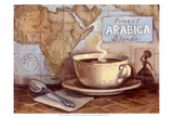Arabica Blends Affiches par Theresa Kasun
