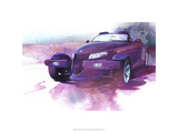 &#39;99 Prowler Premium Giclee Print by Bruce White