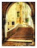 Italian Archway Giclee Print by Danny Head