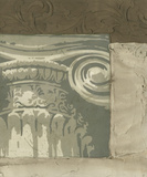 Embellished Capital Detail I Prints by Ethan Harper