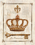 La Couronne Posters by Gregory Gorham