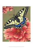 Yellow Swallowtail Art by Marilyn Barkhouse