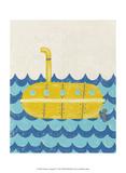 Chariklia Zarris - Truman's Voyage IV - Poster