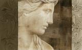 Mythological Artifact I Print by Ethan Harper