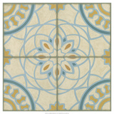 No Embellish* Old World Tiles IV Prints by Chariklia Zarris