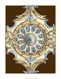 Ornamental Rosette II Giclee Print by Ethan Harper