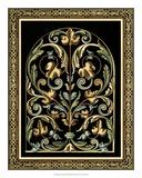 Baroque Panel III Stampa giclée