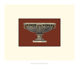 Small Antique Vase II Print by Da Carlo Antonini