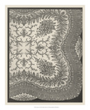 Vintage Lace IV Giclee Print by John Burley Waring