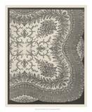 Vintage Lace IV Print by John Burley Waring
