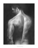 Male Nude I Prints by Ethan Harper