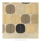 Woodland Motif III Giclee Print by June Erica Vess
