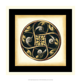 Small Ornamental Accents V Giclee Print