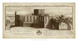 View of Brinkburn Priory Giclee Print by  Buck