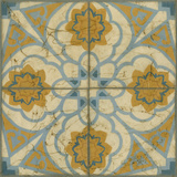 Old World Tiles II Art by Chariklia Zarris
