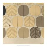 Woodland Motif II Giclée-Druck von Erica J. Vess