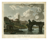 Ponte Rotto Posters by Merigot 