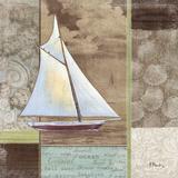 Santa Rosa Boat II Poster by Paul Brent
