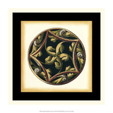 Small Ornamental Accents II Giclee Print