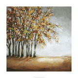 Tree in Fall Limited Edition by Christina Long