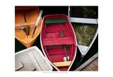 Wooden Rowboats XI Posters by Rachel Perry