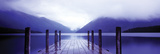 Serene Dock I Prints by Bob Stefko