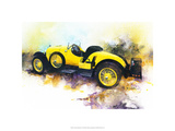 '23 Kissed Speedster Premium Giclee Print by Bruce White