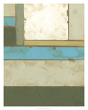 Weathered Paneling II Giclee Print by Jennifer Goldberger