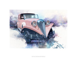 '35 Brewster Premium Giclee Print by Bruce White