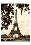 Eiffel Views I Affiche par Rachel Perry